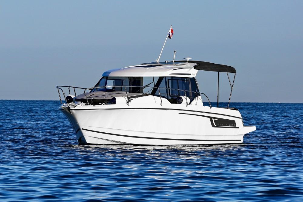 Rental yacht Grad Zadar - Jeanneau Merry Fisher 795 on SamBoat