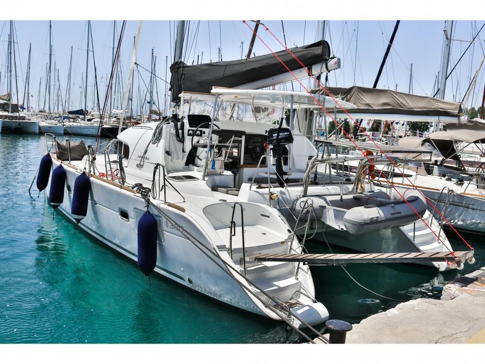 Rental yacht Alimos Marina - Lagoon Lagoon 380 ( INVENTER ) on SamBoat