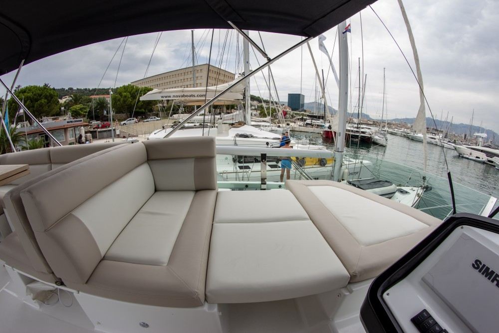 Rental yacht Split - Bénéteau Gran Turismo 50 Fly (2018) on SamBoat