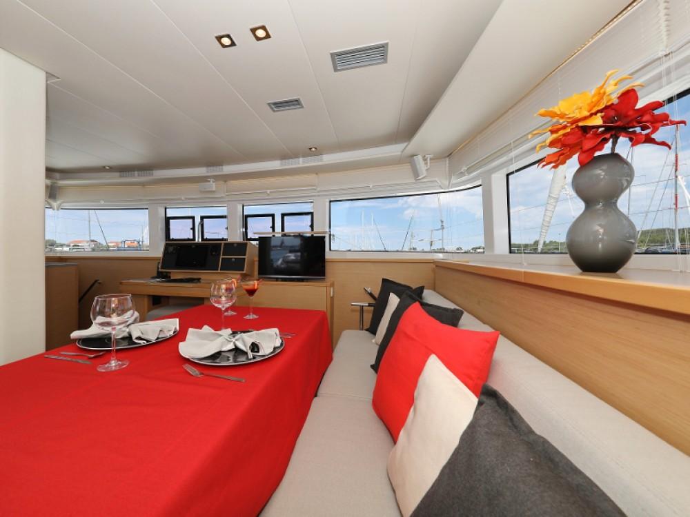 Boat rental Sukošan cheap Lagoon 52