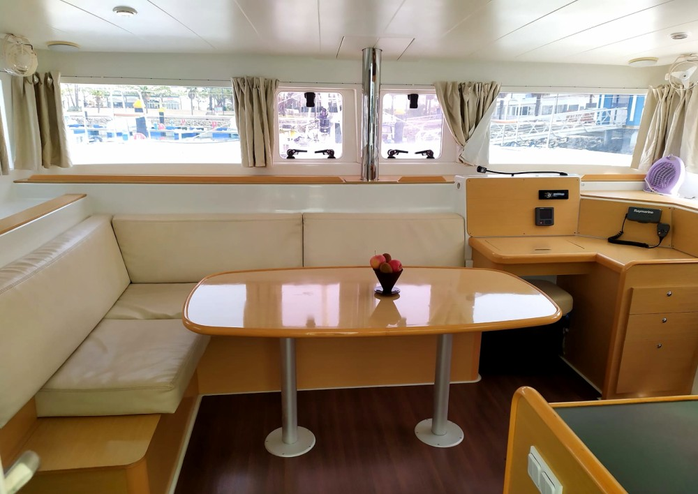 Catamaran for rent Ayamonte at the best price