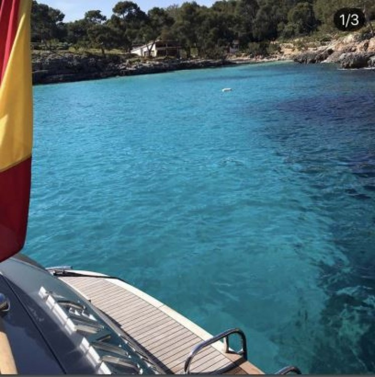 Yacht for rent Cala d'Or at the best price