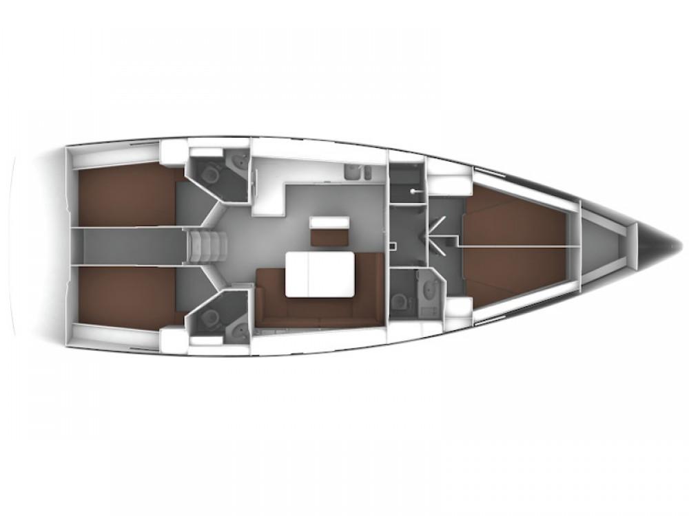 Boat rental  cheap Bavaria 46