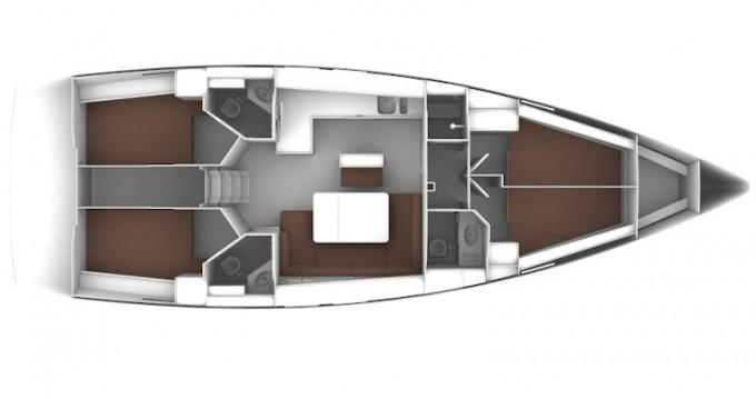 Rental yacht Radovići - Bavaria Bavaria 46 on SamBoat