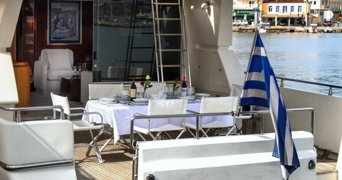 Rental yacht Athens - Posillipo Technema 67 on SamBoat