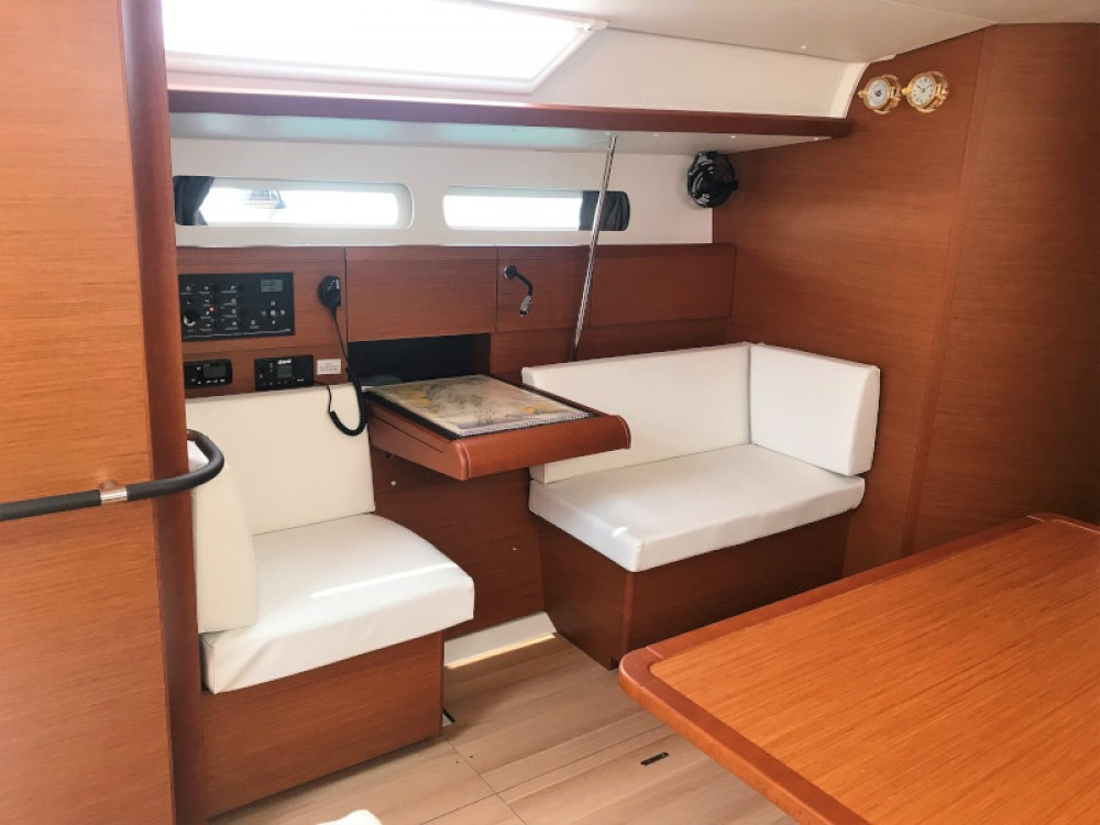 Jeanneau Sun Odyssey 449 between personal and professional Vodice