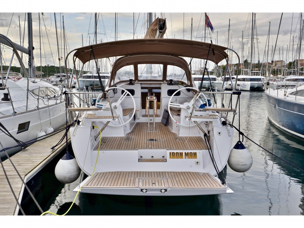 Rental yacht Sebenico - Elan Elan 40 Impression on SamBoat