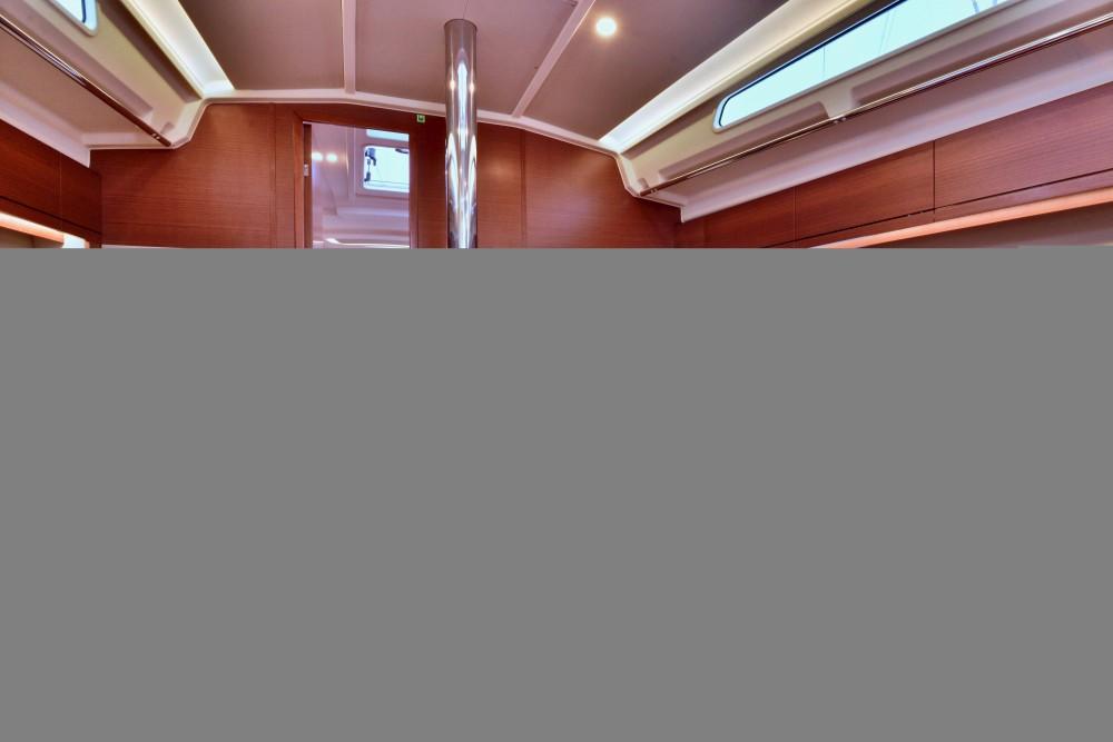 Rental Sailboat in Šibenik - Hanse Hanse 418