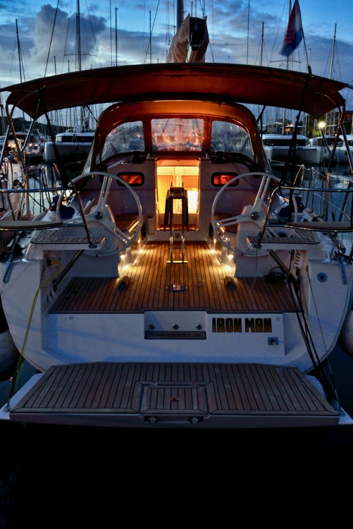 Boat rental Sebenico cheap Elan 40 Impression