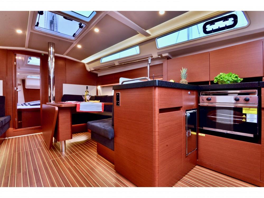 Boat rental Šibenik cheap Hanse 418