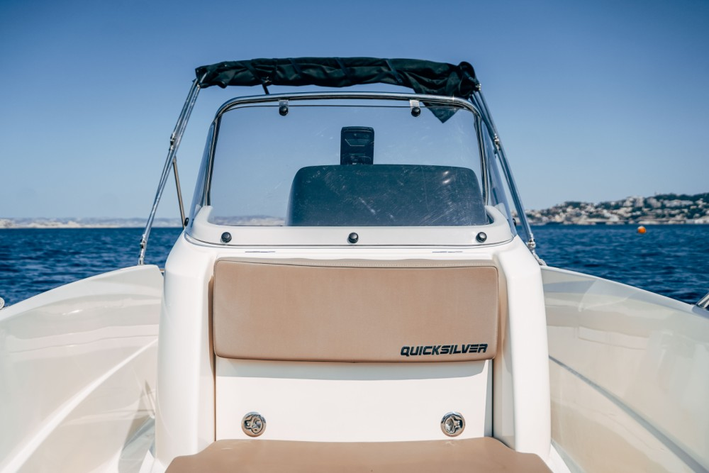 Quicksilver Activ 505 Open between personal and professional Marseille