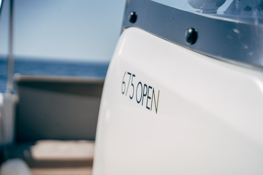 Rental Motorboat in Marseille - Quicksilver Activ 675 Open