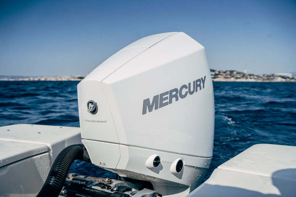 Quicksilver Activ 755 Cruiser between personal and professional Marseille
