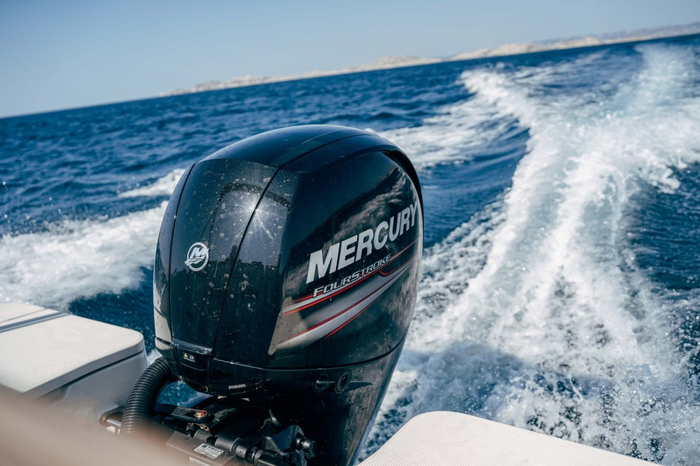 Hire Motor boat with or without skipper Quicksilver Marseille