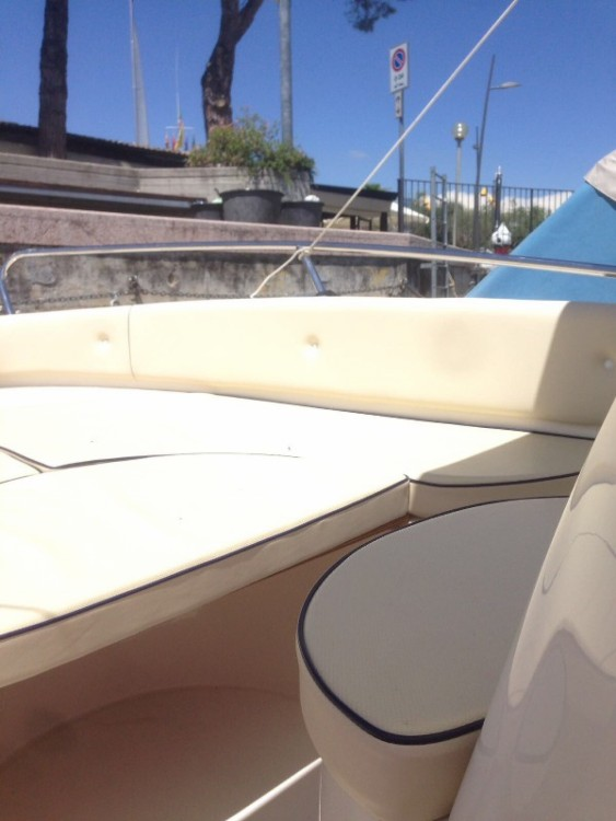 Hire Motor boat with or without skipper As Marine Moniga del Garda
