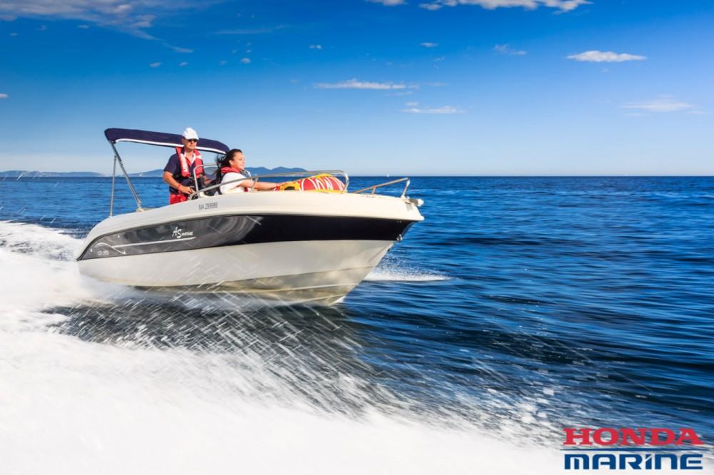 As Marine 570 between personal and professional Moniga del Garda