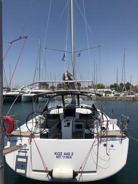 Rent a Jeanneau Sun Odyssey 440 Péloponnèse