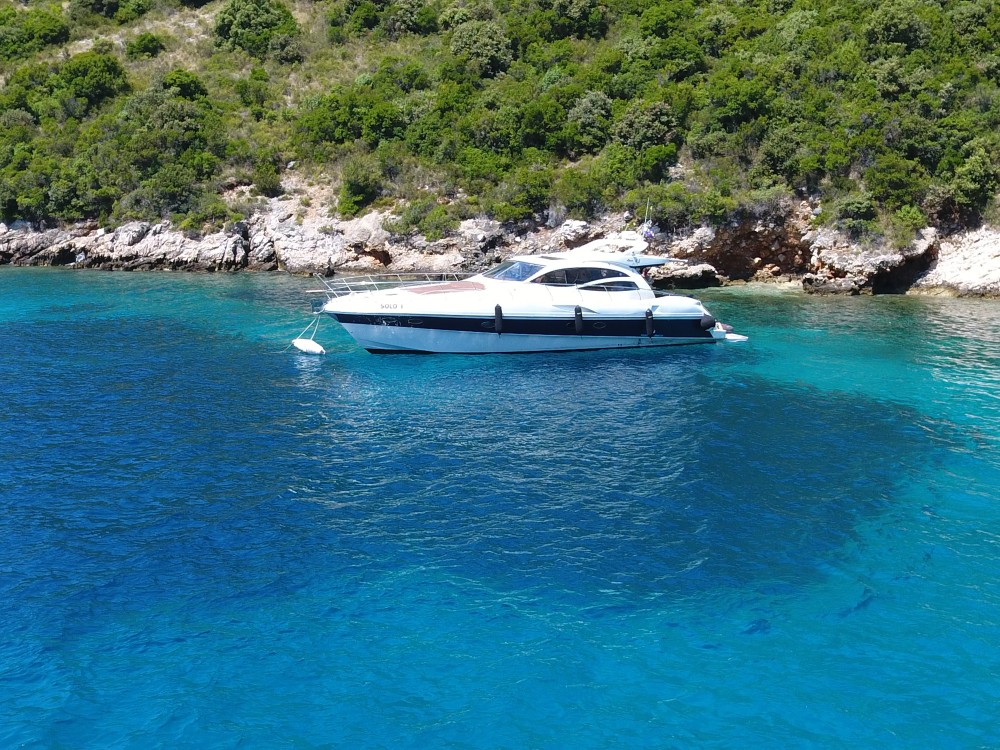 Hire Motorboat with or without skipper I&p Primošten