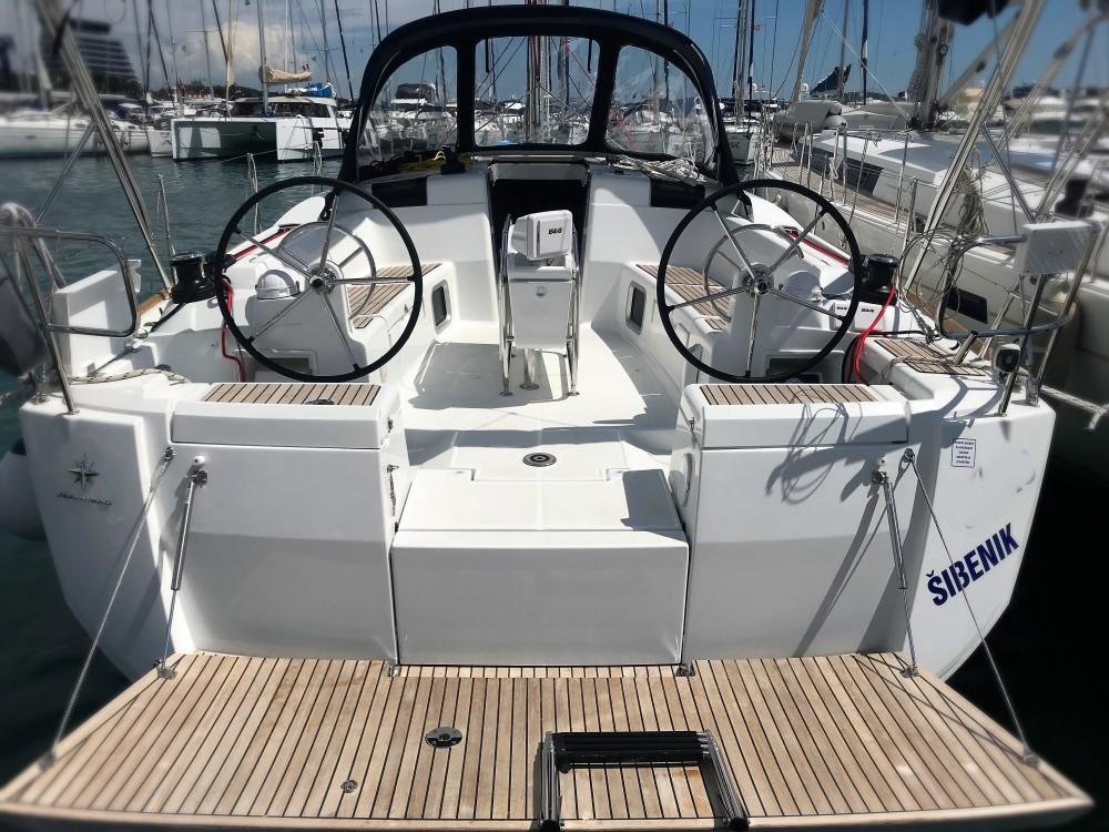 Boat rental Vodice cheap Sun Odyssey 449