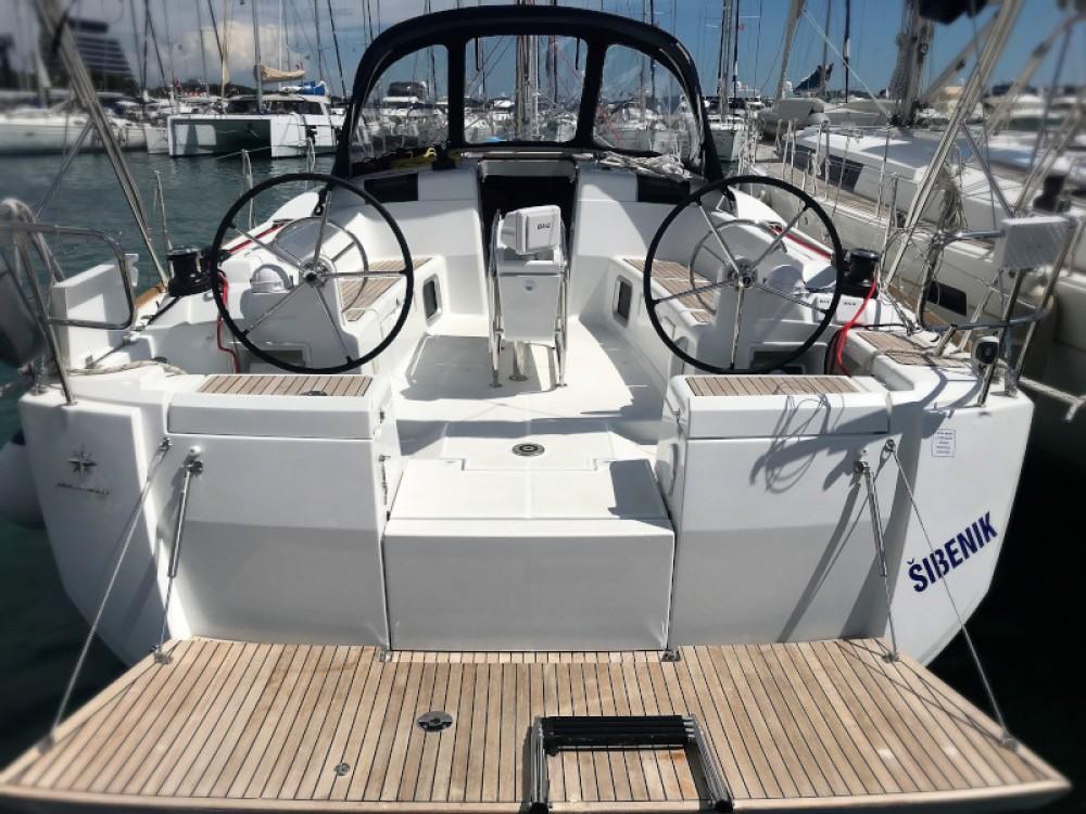Boat rental Jeanneau Sun Odyssey 449 in Vodice on Samboat