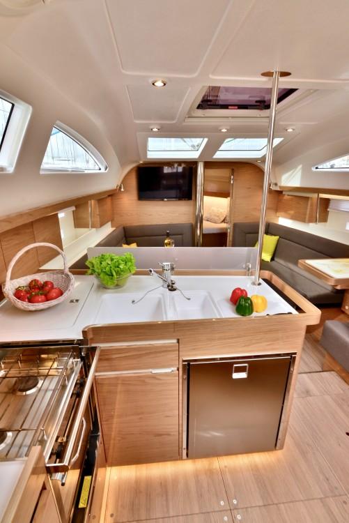 Rental Sailboat in  - Elan Elan 40 Impression