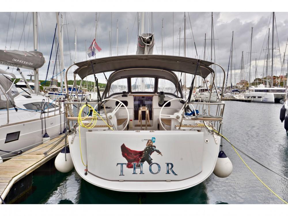 Boat rental  cheap Elan 40 Impression
