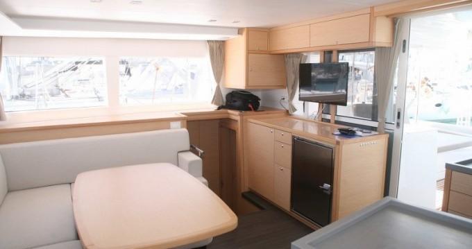 Boat rental Municipal Unit of Lefkada cheap Lagoon 450  Flybridge