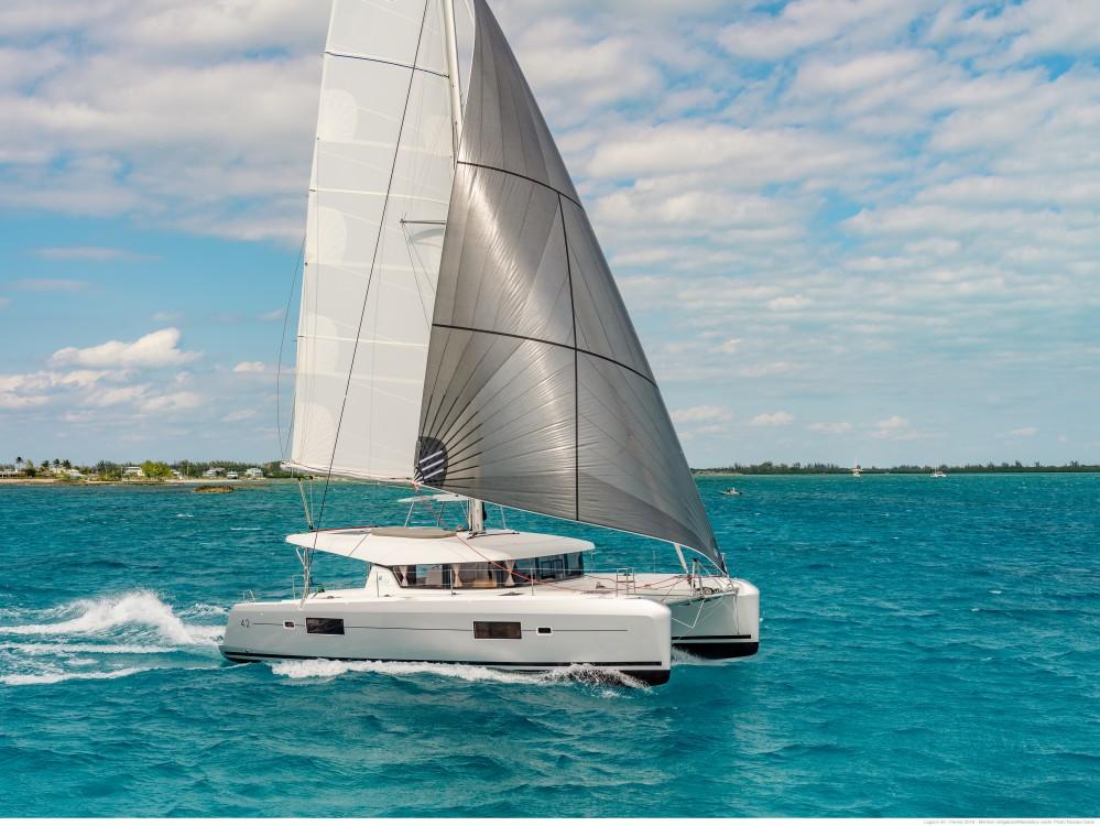 Boat rental Grad Biograd na Moru cheap Lagoon 450  Flybridge
