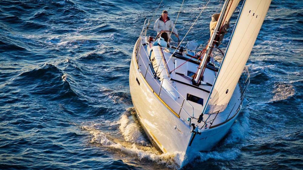 Boat rental Jeanneau Sun Odyssey 389 in Pula on Samboat