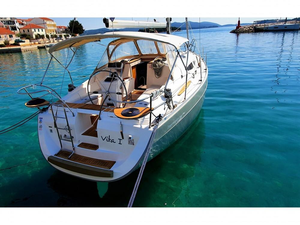 Rental Sailboat in Murter - Elan Elan 344 Impression