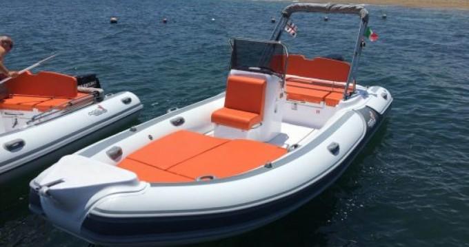 Boat rental Lido del Sole cheap MV 620