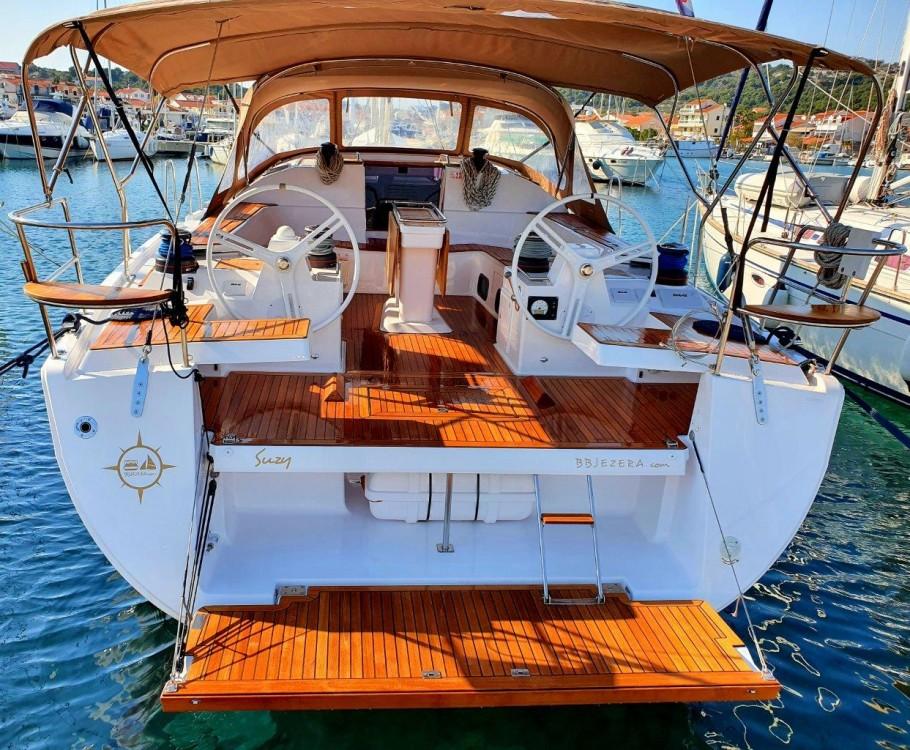 Rental Sailboat in Jezera - Elan Elan Impression 50