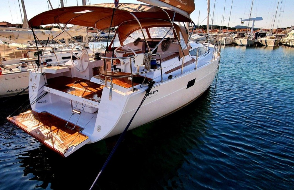 Rent a Elan Elan Impression 50  Jezera