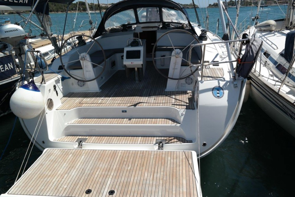 Bavaria Cruiser 51 between personal and professional Arona