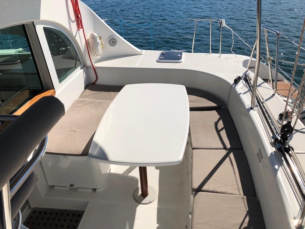 Boat rental Arona cheap Lagoon 380 S2