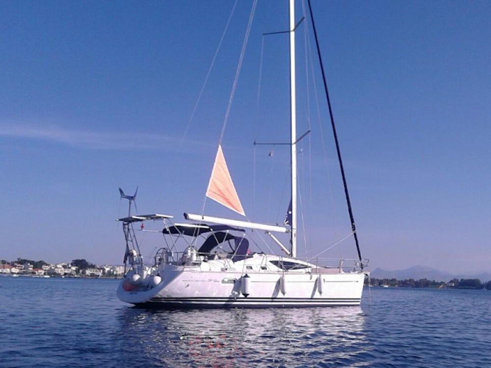 Jeanneau Sun Odyssey 39 DS between personal and professional