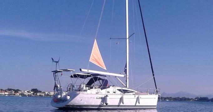 Boat rental Jeanneau Sun Odyssey 39 DS in Lefkada (Island) on Samboat