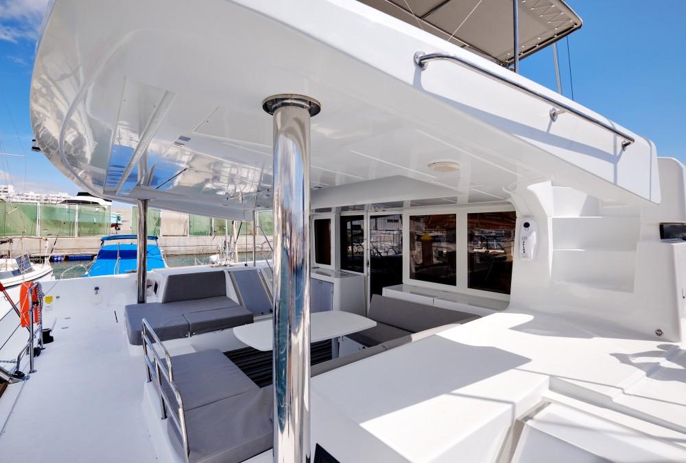 Rent a Lagoon Lagoon 52F Ibiza