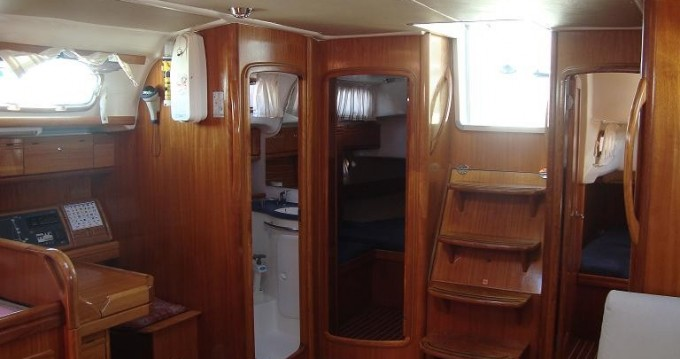 Sailboat for rent Marina del Sur at the best price