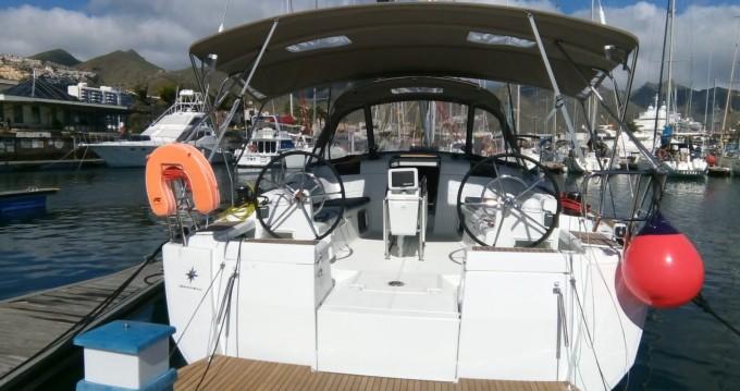 Rental yacht Palma de Mallorca - Jeanneau Sun Odyssey 449 on SamBoat