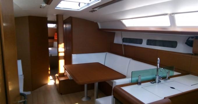 Jeanneau Sun Odyssey 449 between personal and professional Palma de Mallorca