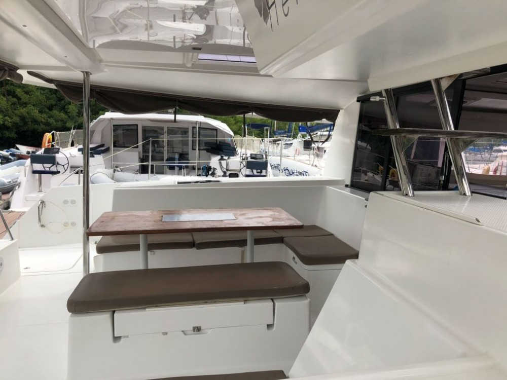 Catamaran for rent Rodney Bay Marina at the best price