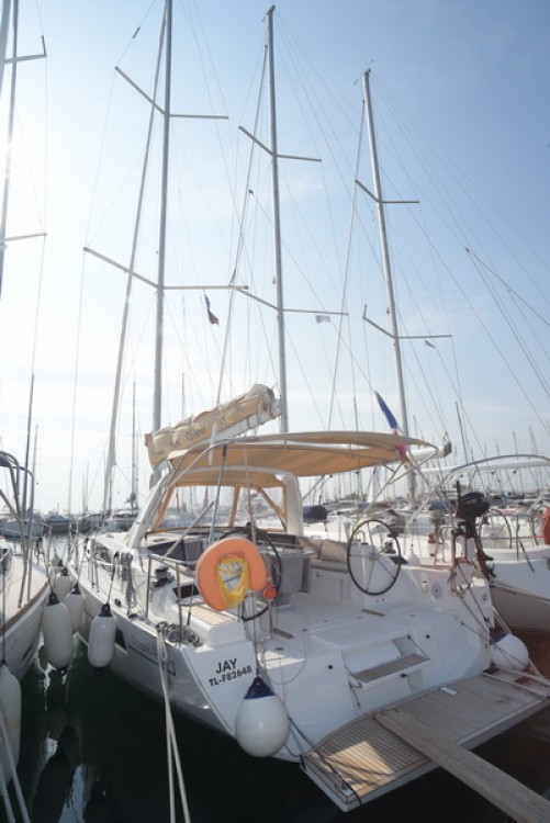 Boat rental Athens cheap Oceanis 41.1