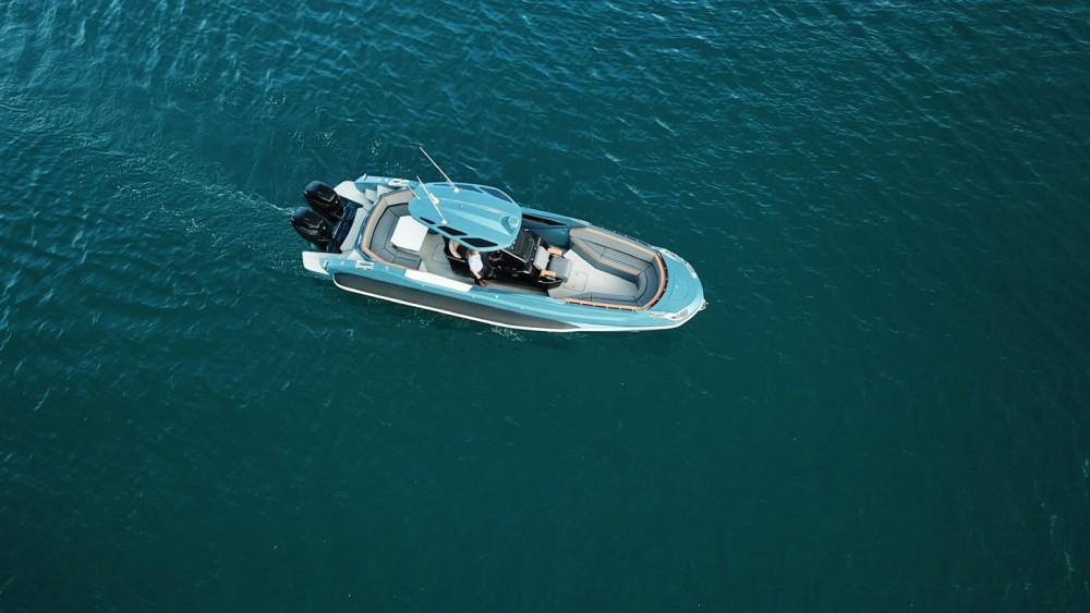 Boat rental antetenders Ante Tenders GT 10 in Gouvia on Samboat