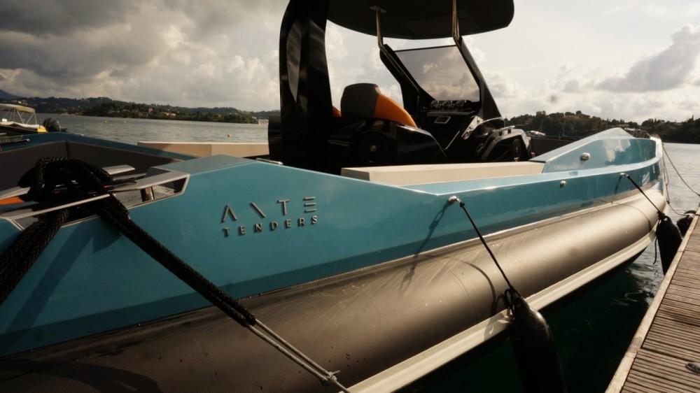 Rental Motorboat in Gouvia - antetenders Ante Tenders GT 10