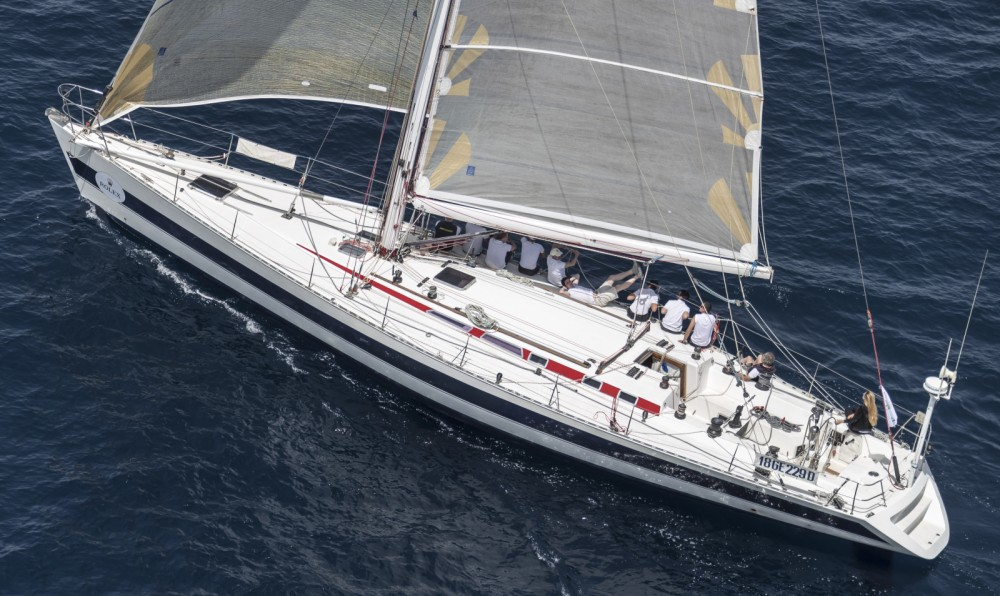 Hire Sailboat with or without skipper CN Yachts Monaco
