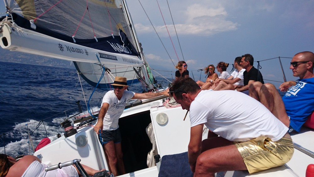 CN Yachts Vallicelli 65' between personal and professional Monaco