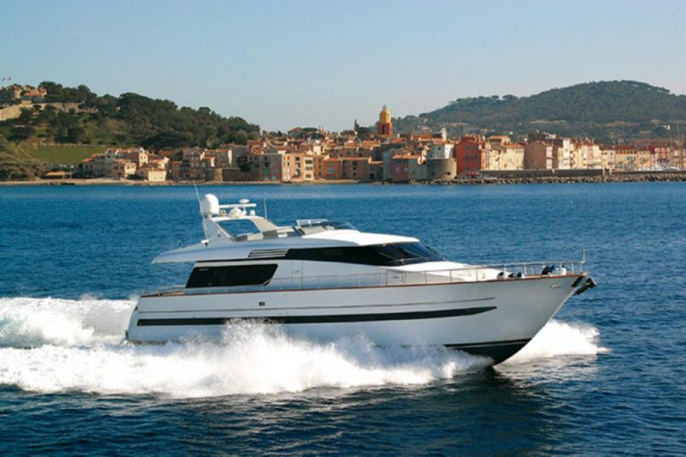 Hire Yacht with or without skipper San Lorenzo Monaco