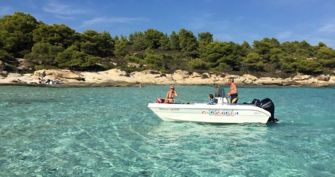 Rental yacht Ormos Panagias - Thomas Tempest 500 on SamBoat