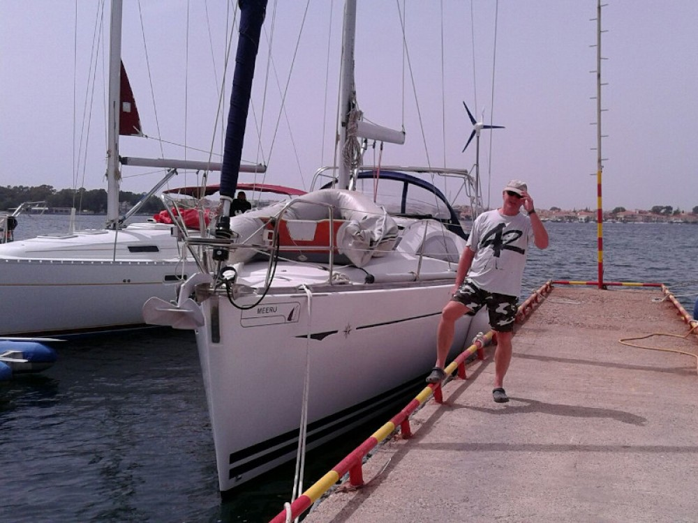 Rental Sailboat in  - Jeanneau Sun Odyssey 39 DS